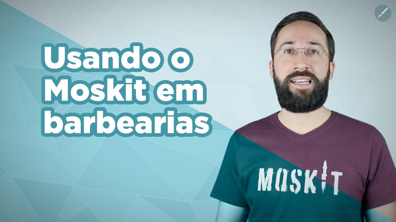 [Vídeo] Como usar CRM em barbearia e ganhar mais dinheiro? por Moskit CRM