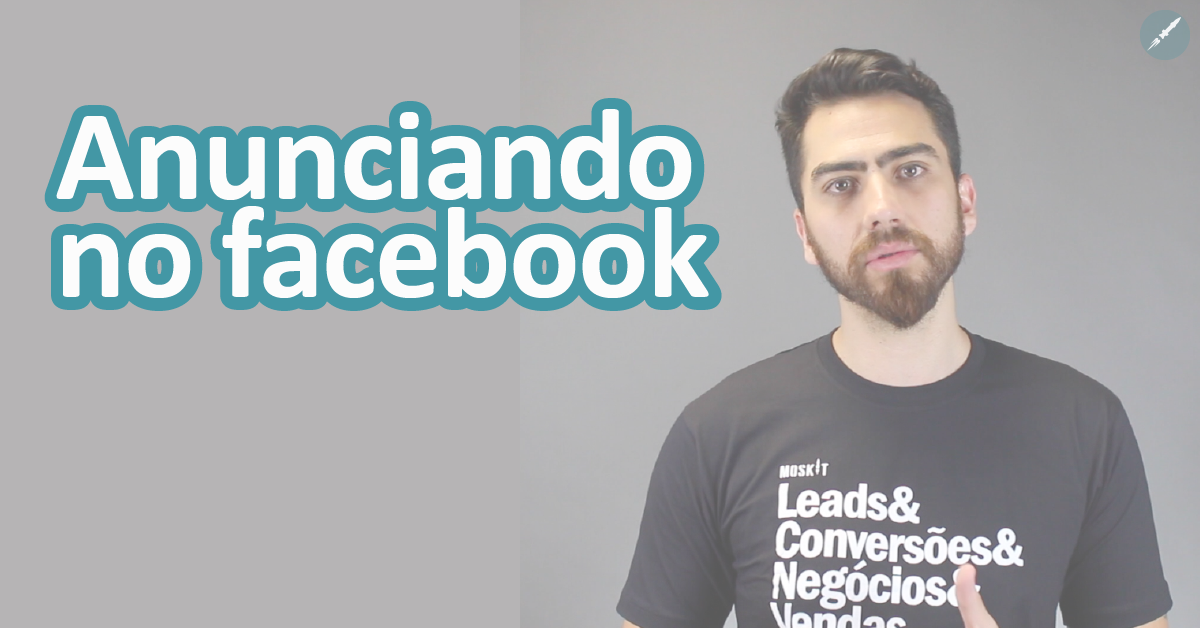 [Vídeo] Anunciar no Facebook