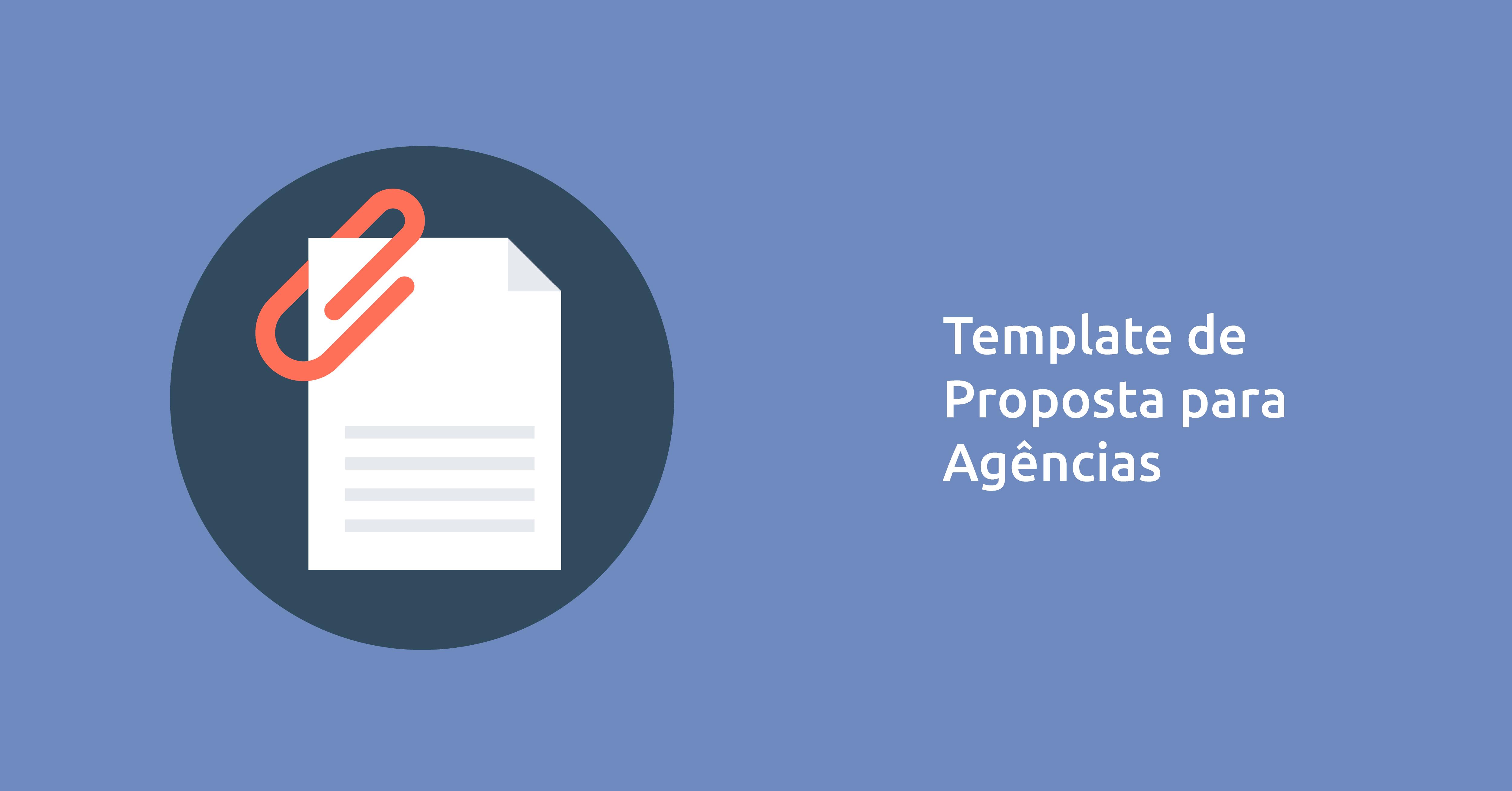 Modelo de proposta comercial para agências de marketing digital