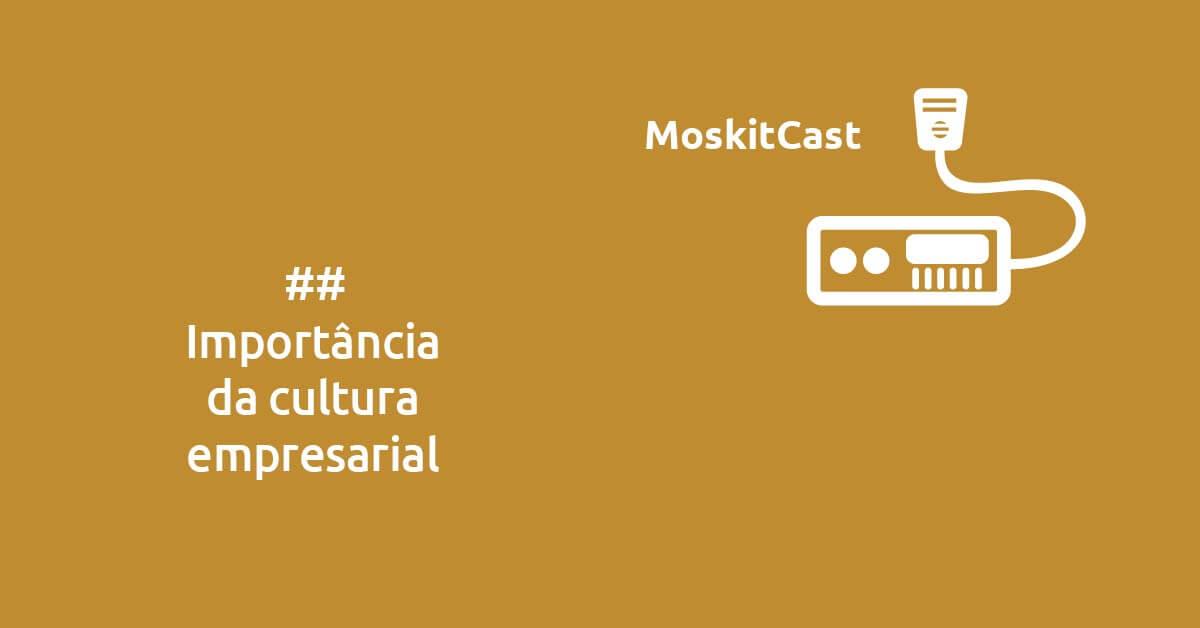 MoskitCast: importância da cultura empresarial