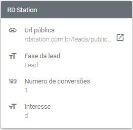Rd Station e Moskit CRM