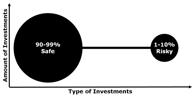 Type of investments