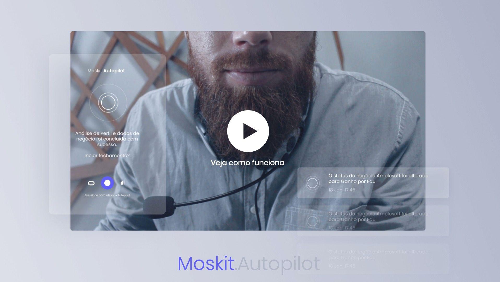 Moskit Autopilot: nosso feliz 1º de Abril