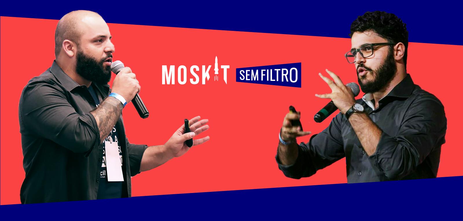 O que é o Moskit sem Filtro?