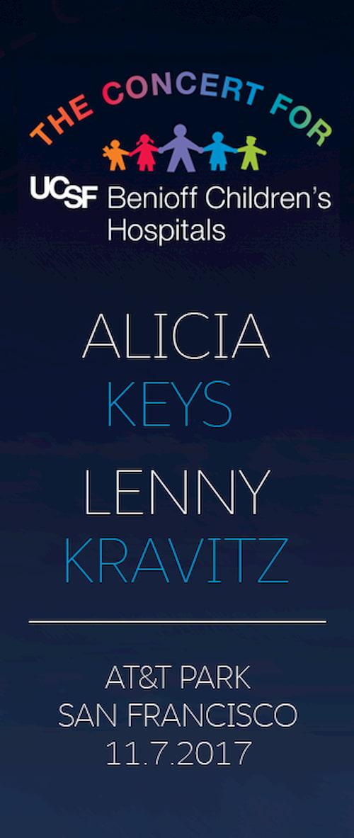 Alicya Keys e Lenny Kravitz